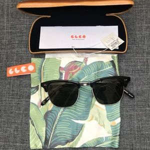 GARRETT LEIGHT CALIFORNIA OPTICAL Sunglasses